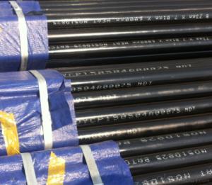 Carbon Slms Steel Pipe Api 5l/ Astm /A106 A53/ Gr.B Psl 1