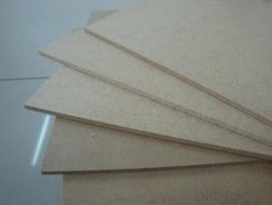 Plain MDF Board 18x1220X2800MM Light Color