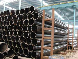 The  Welded Steel Pipe  Production  Serious