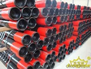 Seamless Steel Pipe ASTM A106 and ASTM A53