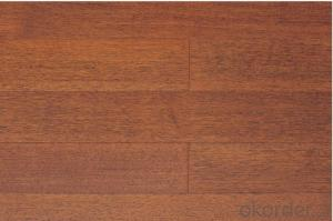 Yongsen Super Grade Red Merbau Wood Floor