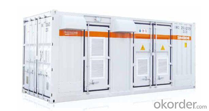 Photovoltaic Grid-Connected Inverter SG630MX-E Solar Inverter