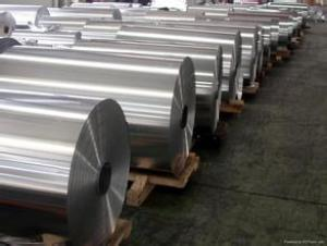 Aluminium Foil for Aluminum Flexible Duct/Bubble Insulation