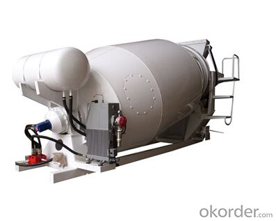 Mini Concrete Mixer Truck Drum with Excellent Performance