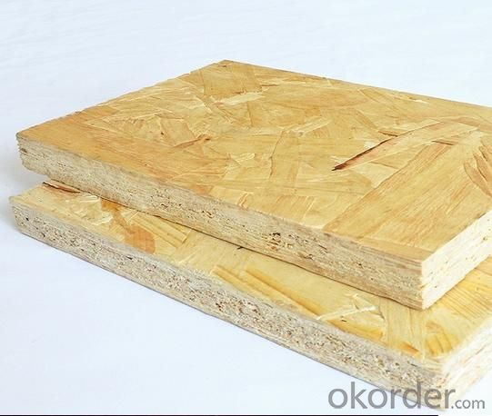High Quality OSB3 Board For Builidng Houses and Decoration