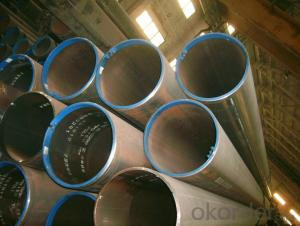 Steel Pipe --Welded Steel Pipe of various materials