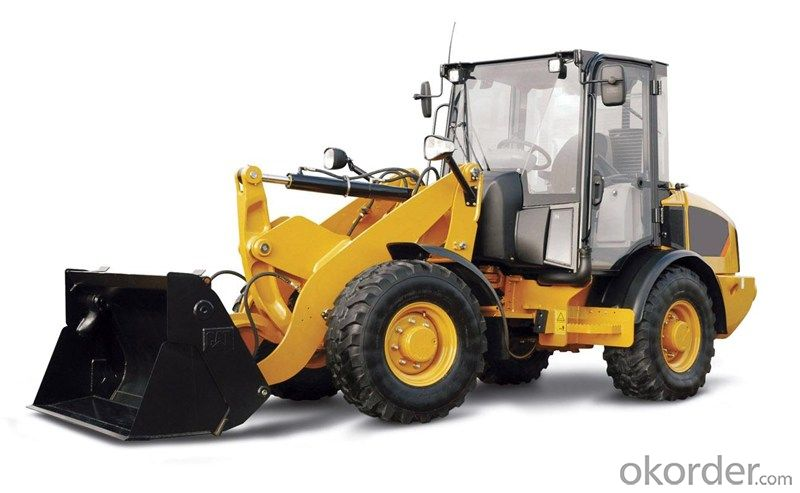 Wheel Loader 2015 Hot Sale Zl-10