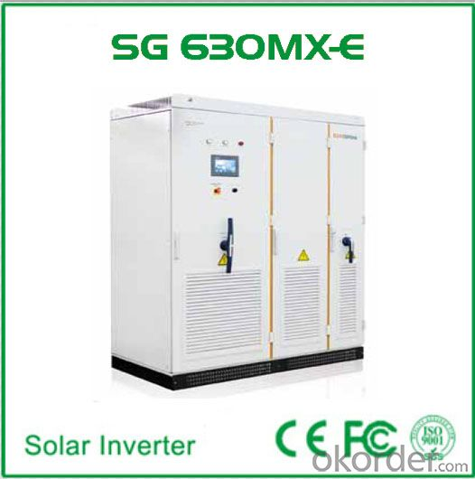Photovoltaic Grid-Connected Inverter SG40KTL