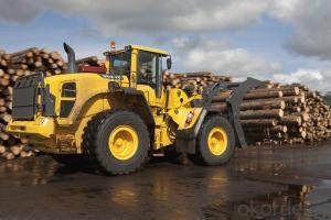 LG918 wheel loader VOLVO SDLG brand