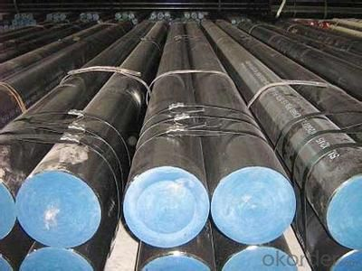 Seamless Steel Pipes ASTM A53 and ASTM A106