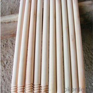 Wooden Stick Handle For Broom and Brush Cleaning Tools