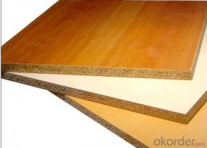 Warm White Melamine MDF Board for Furniture