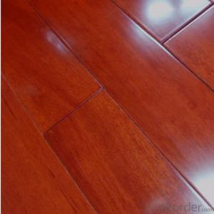 Yongsen Small Red Merbau Solid Wood Floor