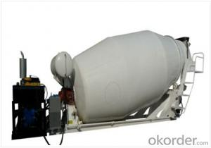 Mini Concrete Mixer Truck Drum with Good Price