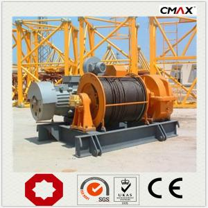 Tower Crane TC6024 Max. lifting weight 10 T