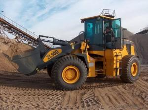 Wheel Loader CE Strong Xj935II  for Sale