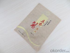 PE Lamianted Kraft Paper For Food Packing