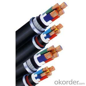 PVC Insulated Copper Electric Cable and Wires