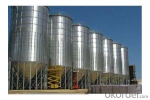 Poultry Farming Silo for Animal Feed, Poultry Farming Equipment