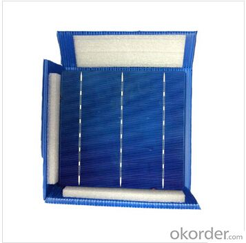 Polycrystalline  Solar Cells Series- 17%