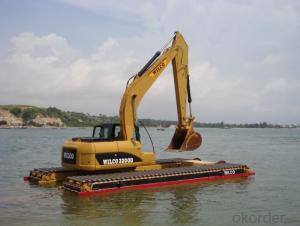 Amphibious Excavator Zy210SD 30ton