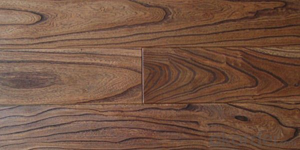 Yongsen  Solid Wood Floor With Relief Antique