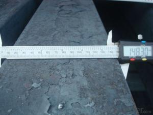 Continue Casting Steel Billet Manufactured By Blasting Furnace