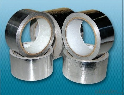 Aluminium Foil Tape for PIR Duct with UL Certificate