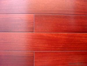 Yongsen Small Red Merbau Solid Wood Floor