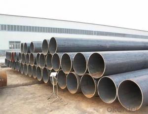 Steel Pipe -- Welding Steel Tube ERW Factory