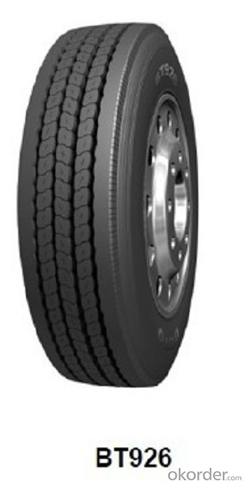 Truck and Bus Radial Tyre BT926 with Four Lines