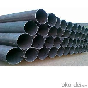 New welded  steel  pipe  production  serious