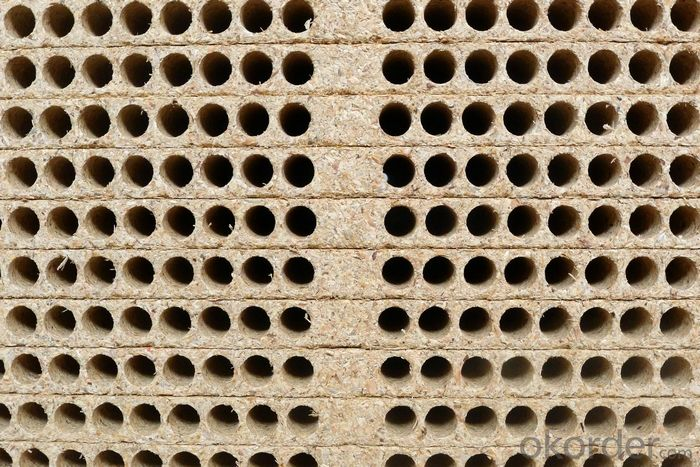 Plain Honey Comb Particle Board For Door Core