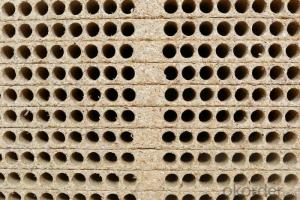 Plain Honey Comb Particle Board For Door Core