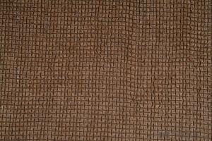 One Side Mesh Design Back Raw Fibre Hardboard 2mm to 6mm Thickness