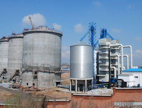 Clinker Silo Cement Plant, Coal Silo, Coal Ash Silo, Mine Ash Silo