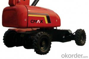 Self-Propelled Telescopic Boom Lifts GTBZ14S & GTBZ16S
