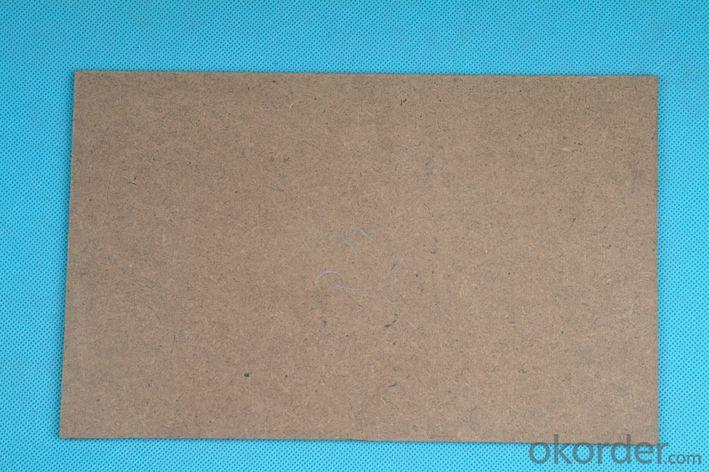 Raw Fibre Hardboard for Furniture Back Side
