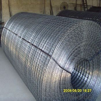 6x7 Electric Galvanized Welded Wire Mesh (china supplier)