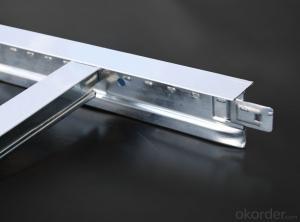 Ceiling T Grid  Bar for Mineral Fiber Ceiling