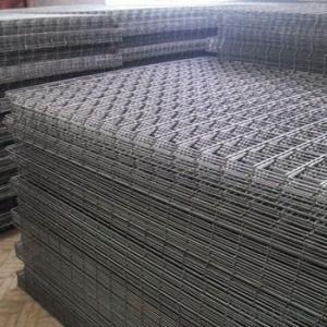 heavy gauge Galvanized Welded Wire Mesh Panel (manufacturer)