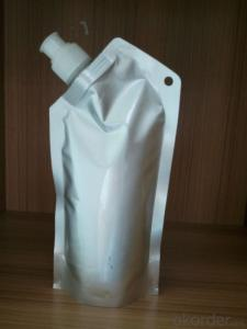 Laminated Stand Up Pouch Used for Packing with Spout