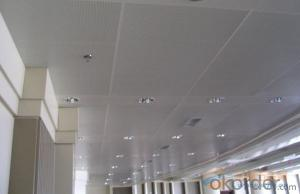 Aluminum Baffle Ceiling/Color False Ceiling