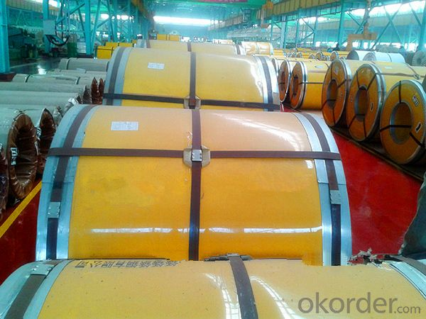 Hot Dipped Galvanized Steel Coil in Sheet