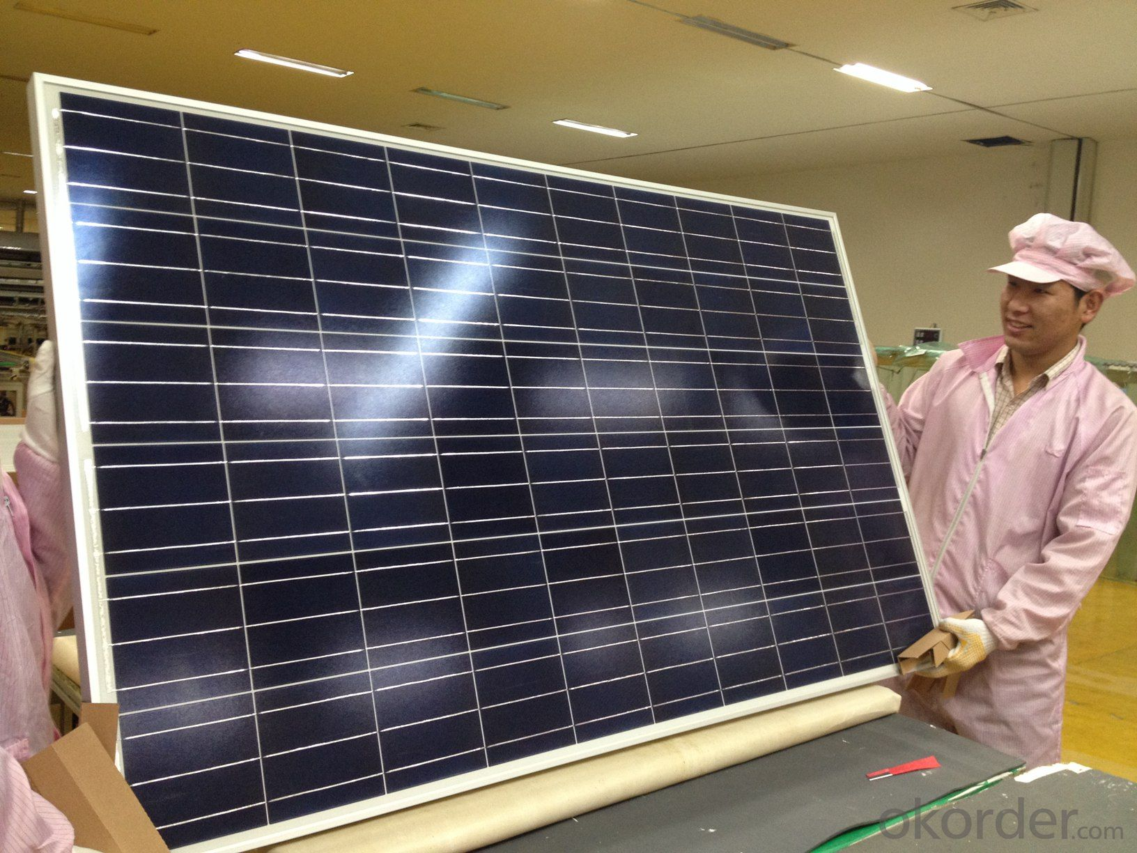 Polycrystalline Solar Panels-135W-Apply to Small Solar System