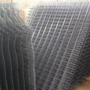 factory price!!! Galvanized/PVC Coated Welded Wire Mesh Panel