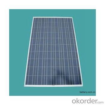 Solar Modulels Poly-crystalline 215W  156*156 Module