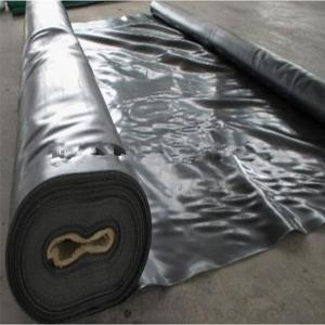 1.0mm 1.5mm 1.8mm 2.0mm EPDM Waterproof Membrane For Your Reference