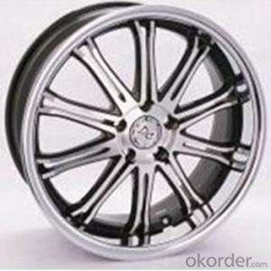 Aluminium Alloy Wheel for Great Pormance No. 104