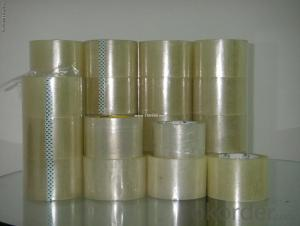 Brown Colour  Wholesale Water Based  Bopp Tape